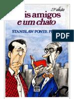 Dois Amigos e Um Chato - Stanislaw Ponte Preta