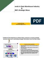 IBM Netezza Merger Analysis