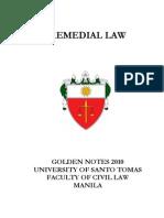 1. Remedial Law Preliminaries