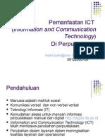 Pemanfaatan ICT