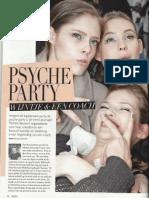 Psycheparty in Grazia
