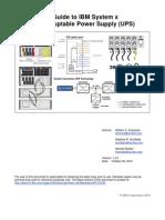 IBM System x UPS Guide v1.4.0