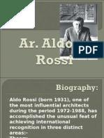 AldoRossi