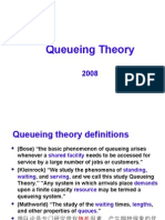 2 2 Queuing Theory