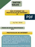 Ip en Ethernet