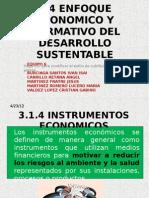 Enfoque Economico y Normativo Del Desarrolllo Sustentable