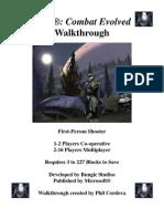 Halo PTG Strategy Walk Through