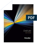 DiskSafe User Guide