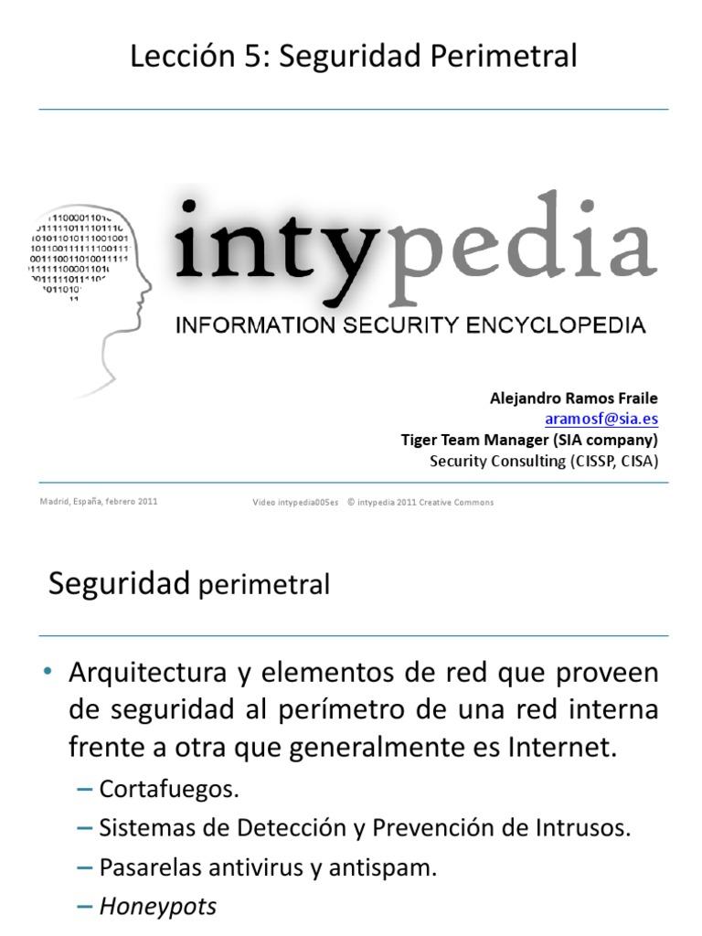 DiapositivasSeguridadPerimetral