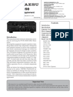 FT-950 Service Manual