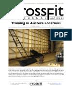 43 06 Austere Training