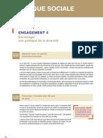 Rapport RSE 2011 - Politique Sociale