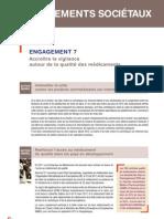 Rapport RSE 2011 - Engagements Societaux