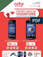 Revista Internity Vodafone Abril 2012