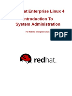 Red Hat Enterprise Linux-4-Introduction to System Administration-En-US