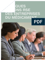Rapport RSE 2011 - Actions Rse