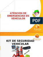 Atencion de Emergencias en Vehiculos