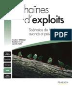 Chaînes d'exploits - Scénarios de hacking avancé et prévention {9782744040252}