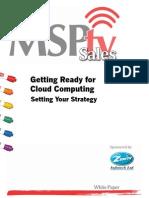 CP Sales Cloud Strategy Jan2011