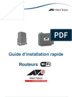 Guide d'Installation Rapide at-WR4500