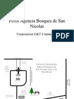 Perfil Agencia Bosques de San Nicolas