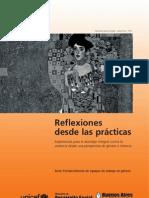 ReflexionesDesdeLasPracticas - Abordaje Integral Contra La Violencia