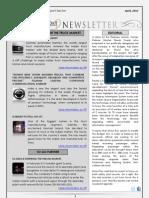 India Transport Portal Newsletter - April, 2012