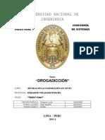 DROGADICCION MONOGRAFIA TERMINADA