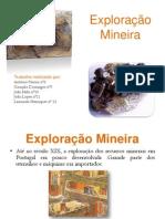 Exploração Mineira 6º B