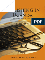 Publishing in Uganda With Notes From Africa