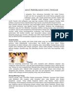 Upacara Adat Pernikahan Jawa Tengah