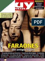 Muy Historia 33 Faraones