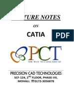 Catia Notes (f)