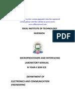 Microsoft Word - MPI Lab Manual