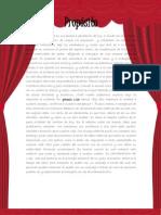 Proyecto Ministerio de Teatro 2