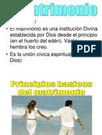 Etapas y Desarrollo en El Matrimonio