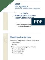 Clase 6 Diagramas de Fase