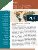 Rethinking Human Trafficking