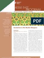 Secularism in the Muslim Diaspora