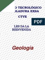 Geología X