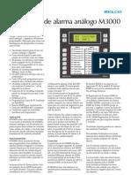 M3000 Data Sheet ES PDF