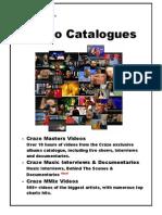 Craze All Video Catalogue - Final 14-12-08