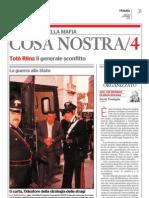 Toto Riina i Boss Che Hanno Cambiato La Mafia 4-Unita 8 Dicembre 2009