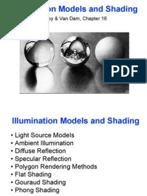 Phong   Natural Philosophy   Electromagnetic Radiation