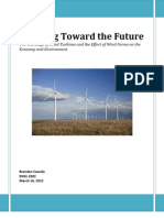 Wind Turbine Technical Description