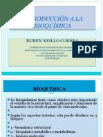 01. INTRODUCCIÓN A LA BIOQUÍMICA