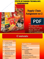 Ramdev Supply Chain