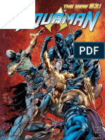 Aquaman Issue 8 Exclusive Preview