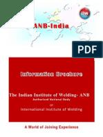 IIW-India ANB Brochure July