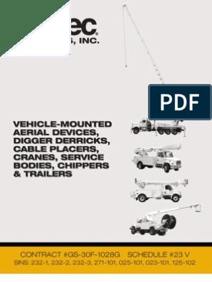 AltecFederalGovernmentProductCatalog   Fire Engine   Trailer (Vehicle)